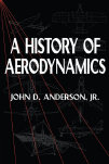 Cover of A History of Aerodynamics