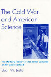 Cover of The Cold War and American Science